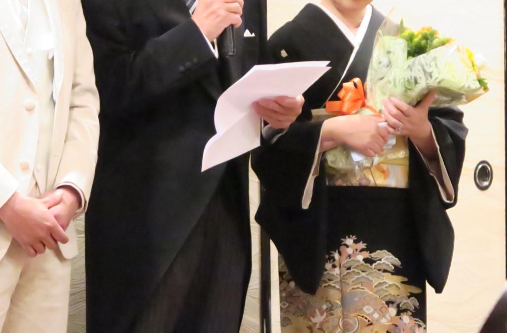 結婚式余興の演出